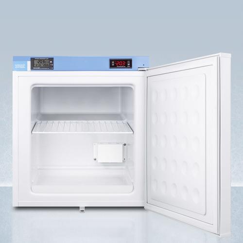 FS24LMED2 Freezer Open