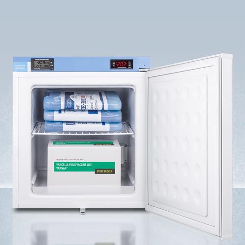 FS24L7MED2 Freezer Full