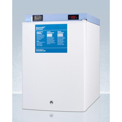 FS30LMED2 Freezer Angle
