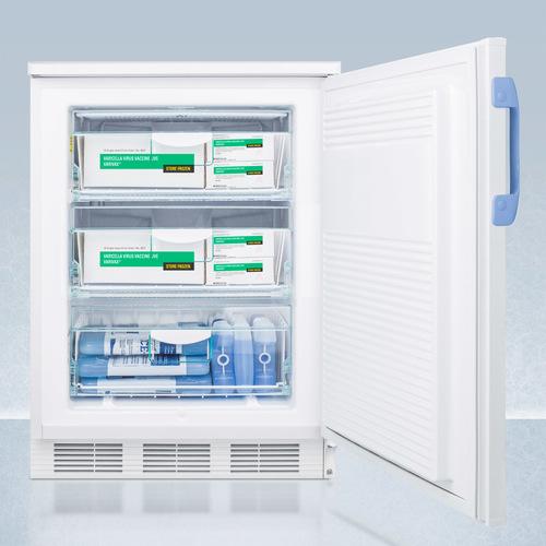VT65MLBIMED2 Freezer Full