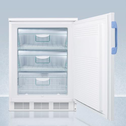 VT65MLBI7MED2 Freezer Open