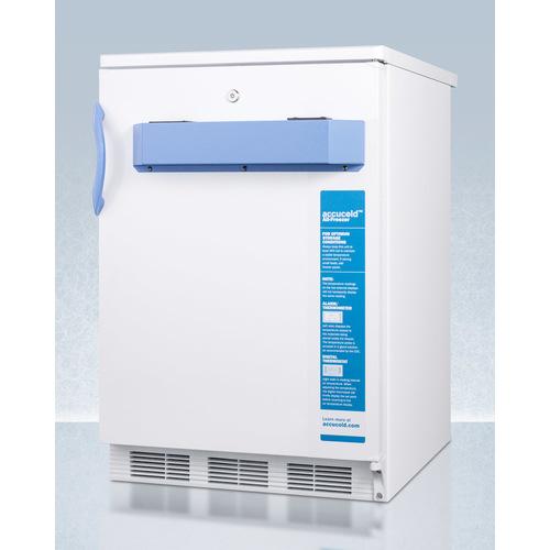 VT65MLBI7MED2 Freezer Angle