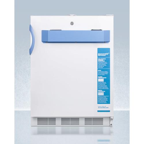 VT65MLBIMED2ADA Freezer Front