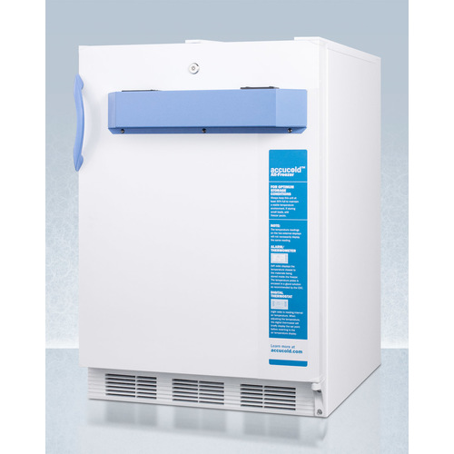 VT65MLBI7MED2ADA Freezer Angle
