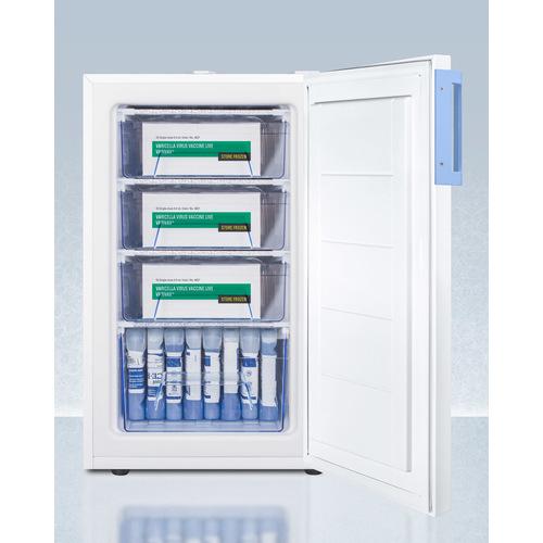 FS407LBI7MED2 Freezer Full