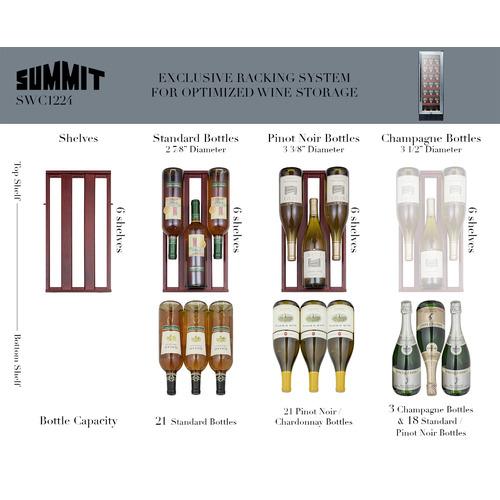 SWC1224B Wine Cellar
