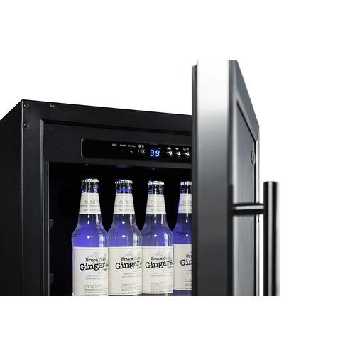 SCR1841B Refrigerator Detail