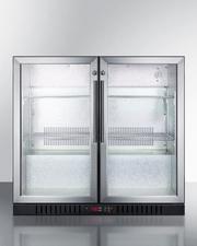 SCR7012DBCSS Refrigerator Front