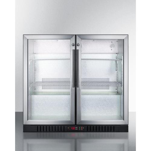 SCR7012DB Refrigerator Front