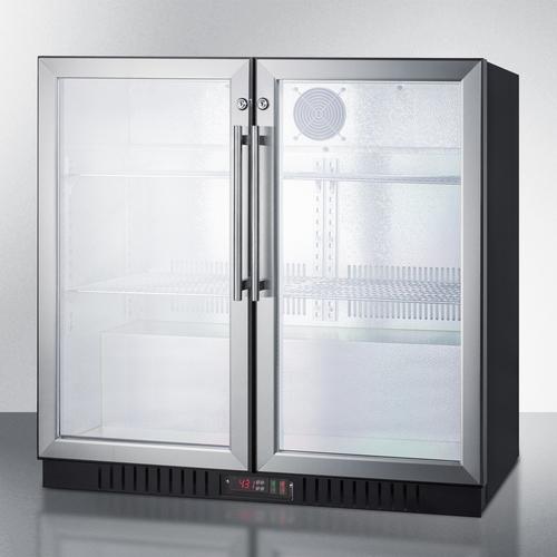 SCR7012DB Refrigerator Angle