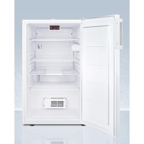 FF511LBIMEDADA Refrigerator Open