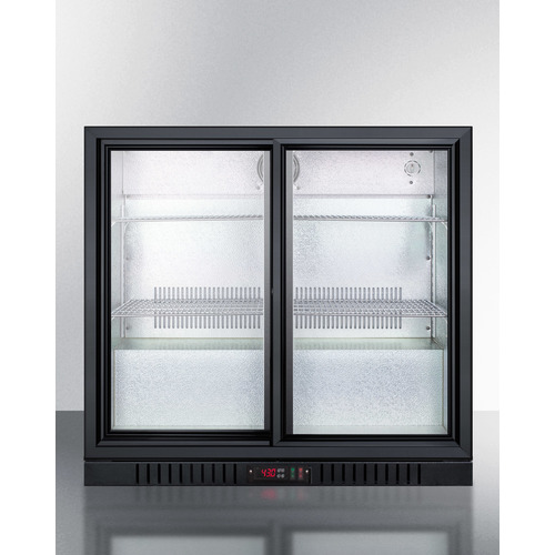 SCR700B Refrigerator Front
