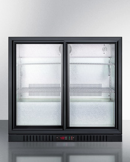 SCR700BCSS Refrigerator Front