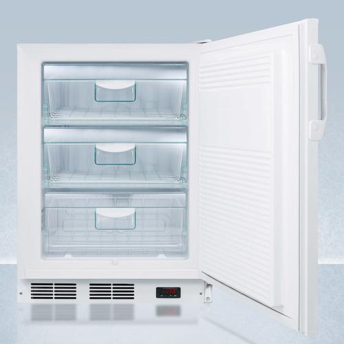 VT65MLPLUS2ADA Freezer Open