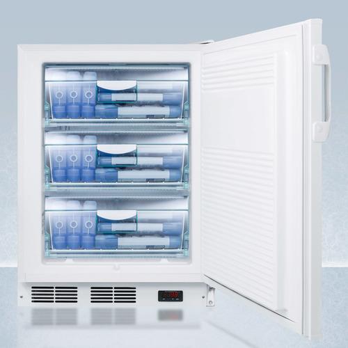 VT65MLBIPLUS2ADA Freezer Full