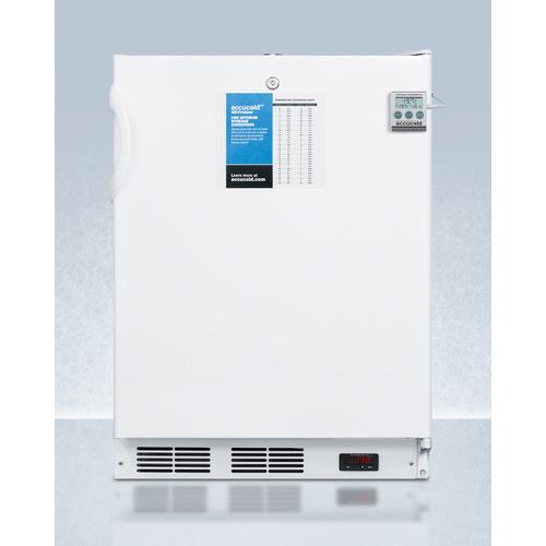 VT65MLBIPLUS2ADA Freezer Front