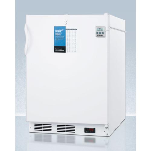 VT65MLPLUS2ADA Freezer Angle