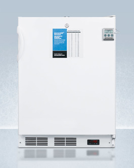 VT65ML7PLUS2ADA Freezer Front