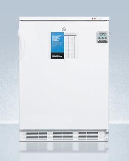 VT65ML7PLUS2 Freezer Front