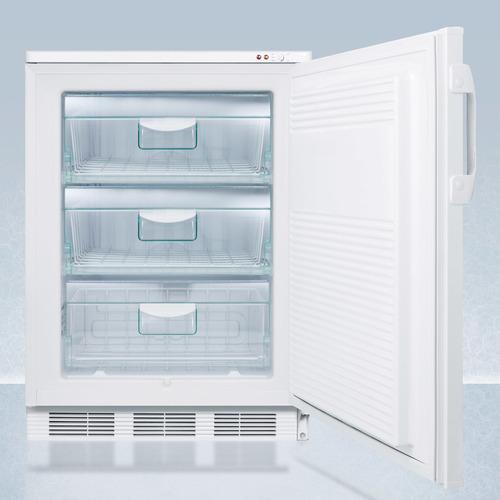 VT65MLBI7PLUS2 Freezer Open