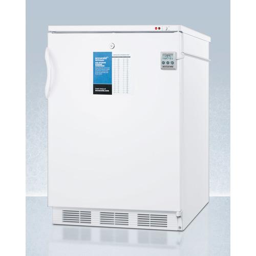 VT65MLBI7PLUS2 Freezer Angle