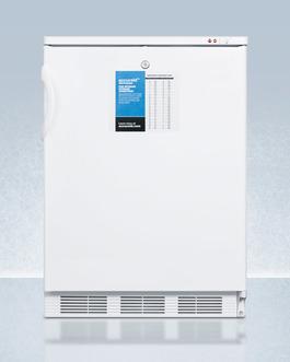 VT65MLPRO Freezer Front