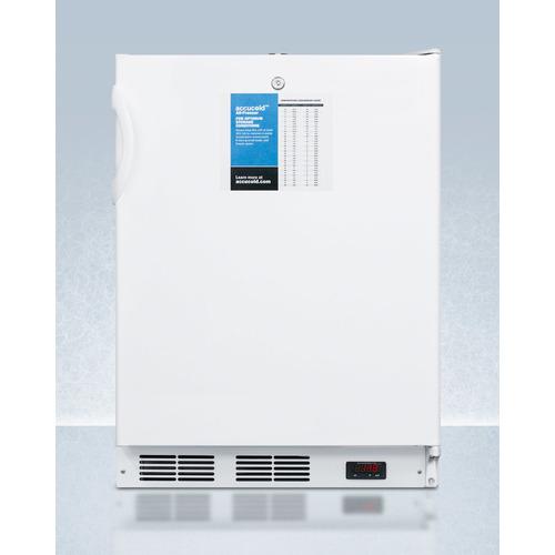 VT65MLPROADA Freezer Front
