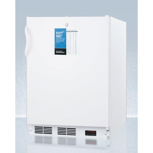 VT65MLPROADA Freezer Angle