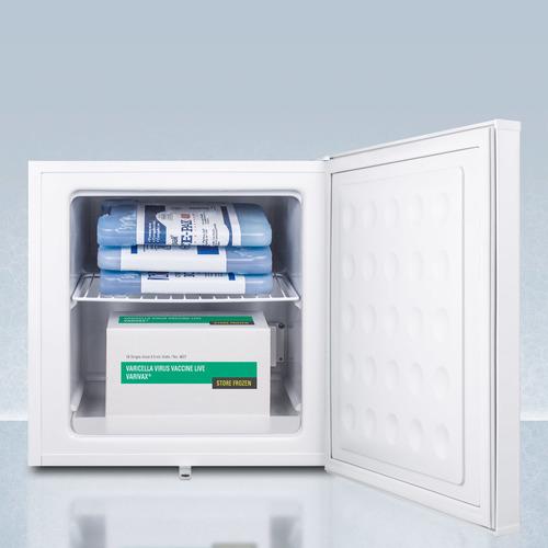 FS24LMED Freezer Full