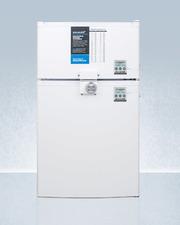 CP351WLLF2PLUS2 Refrigerator Freezer Front