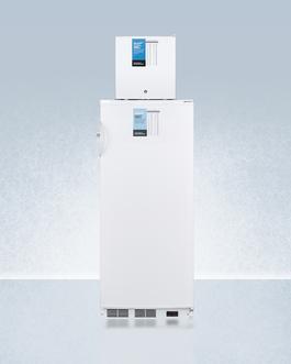 FFAR10-FS24LSTACKPRO Refrigerator Freezer Front