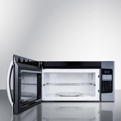 OTRSS301 Microwave Open