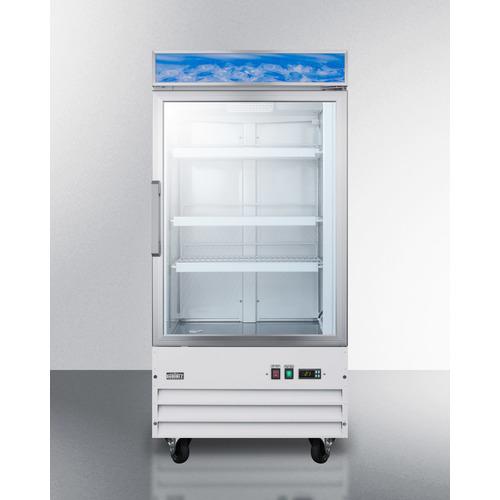 SCFU1211 Freezer Front