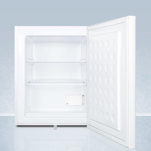FS30LPRO Freezer Open