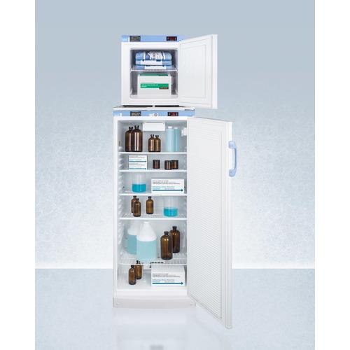 FFAR10-FS24LSTACKMED2 Refrigerator Freezer Full