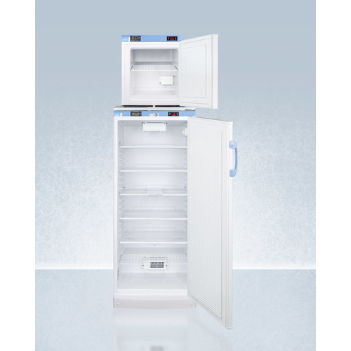 FFAR10-FS24LSTACKMED2 Refrigerator Freezer Open