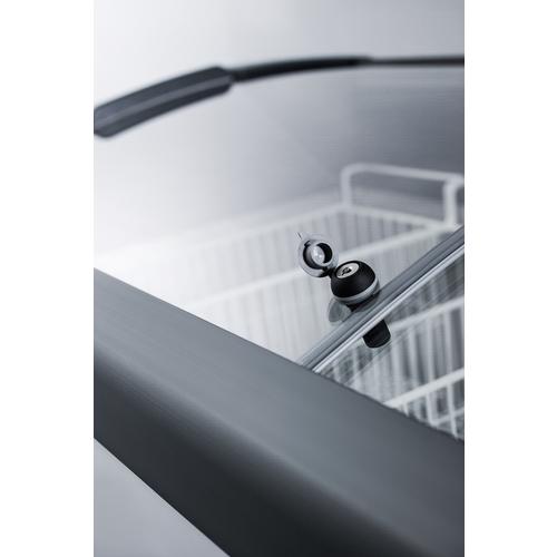FOCUS106 Freezer Detail