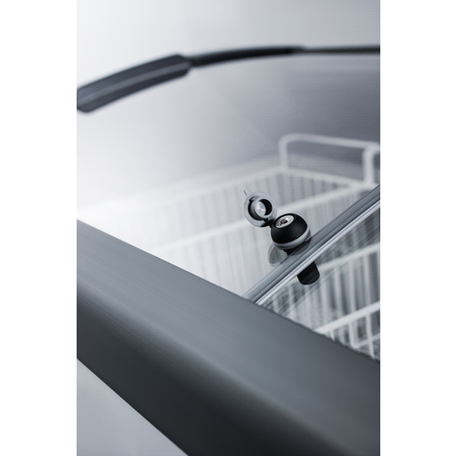 FOCUS151 Freezer Detail