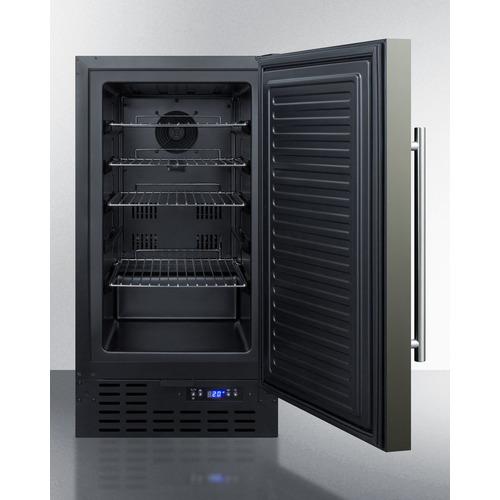 SCFF1842KSADA Freezer Open