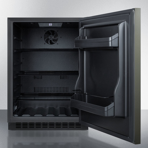 AL54KSHH Refrigerator Open