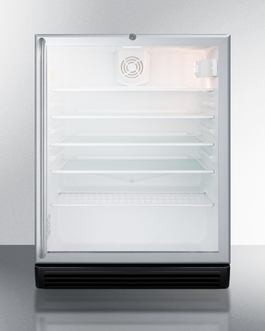 SCR600BGLBISHADA Refrigerator Front