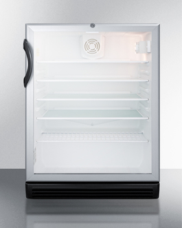 SCR600BGLADA Refrigerator Front