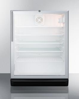 SCR600BGLBIHVADA Refrigerator Front