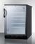 SCR600BGL Refrigerator Angle