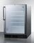 SCR600BGLDTPUBCSS Refrigerator Angle