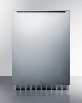 CL67ROSB Refrigerator Front
