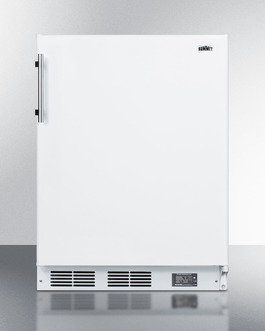 BKRF661 Refrigerator Freezer Front