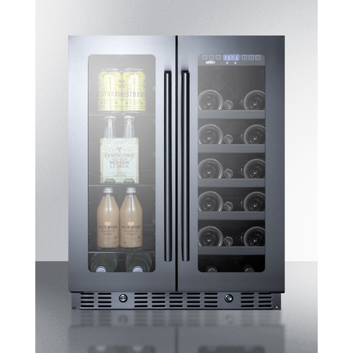 ALFD24WBVCSS Wine Cellar Full