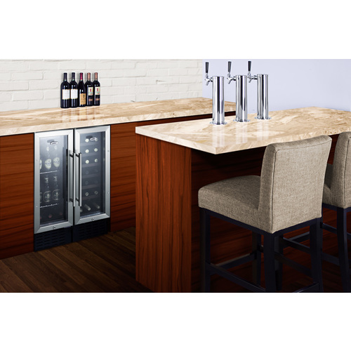 SWC1224B Wine Cellar Set