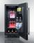ALR15B Refrigerator Full
